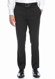 Kenneth Cole Reaction Techni-Cole Stretch Slim-Fit Pants