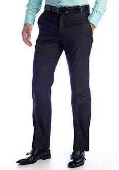 Kenneth Cole Reaction Slim Fit Charcoal Tic Suit Separate Pants