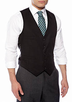 Kenneth Cole Reaction Slim Fit Suit Separate Vest