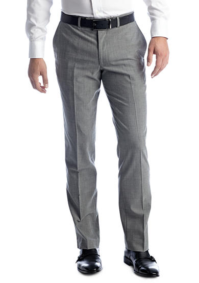 Kenneth Cole Wool Blend Dress Pants
