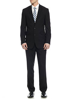 Kenneth Cole Reaction Slim-Fit Solid Suit