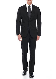Kenneth Cole Multi Pattern Suit