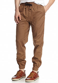 Retrofit Heather Twill Jogger Pants