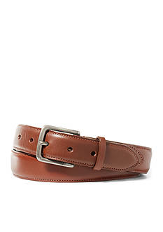 Lauren Ralph Lauren Vachetta Leather Belt