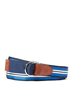 Lauren Ralph Lauren Reversible Grosgrain Belt