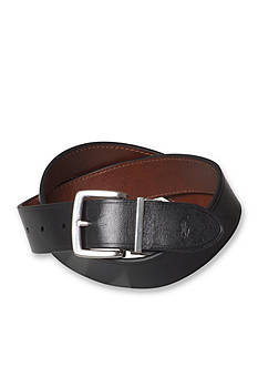 Polo Ralph Lauren Big & Tall Casual Reversible Leather Belt