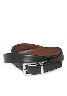 Polo Ralph Lauren Big & Tall Leather Reversible Dress Belt