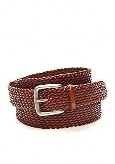 Polo Ralph Lauren Big & Tall 1 1/2 in. Savannah Braid Belt