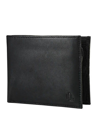Lauren Ralph Lauren Black Burnished Passcase