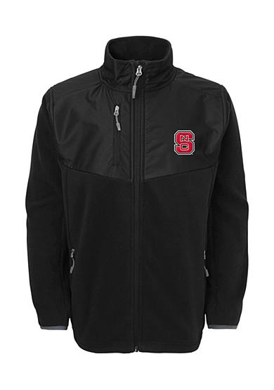 Outerstuff® NC State Wolfpack Tactical Polar Full Zip Jacket