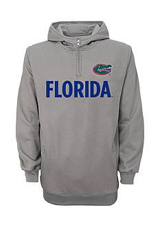 Outerstuff Florida Gators Quarter Zip Track Jacket