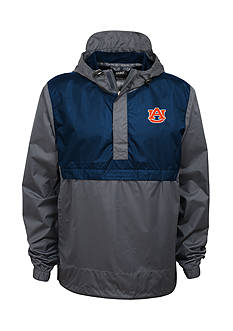 Outerstuff Auburn Tiger Quarter Zip Fleece Jacket