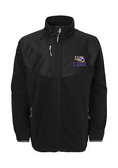 Outerstuff LSU Tigers Quarter Zip Fleece Jacket