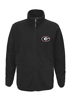 Outerstuff Georgia Bulldogs Quarter Zip Fleece Jacket