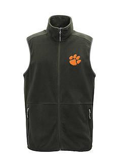 Outerstuff Clemson Tigers Full Zip Fleece Vest