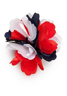 Madison American Floral Lapel Pin