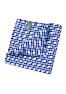 Madison Plaid Pocket Square