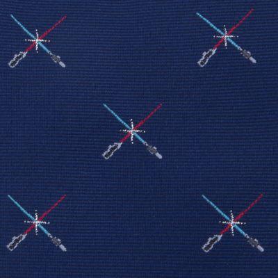 Men: Regular Sale: Light Saber Duel Bowtie Tuesday Star Wars™ Tie