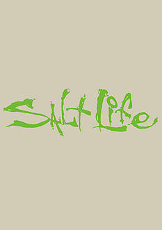 Salt Life Signature Decal - Medium