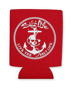 Salt Life Anchor Life Koozie