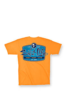 Salt Life Sea Tribe Life Graphic Tee