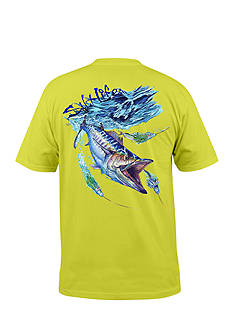 Salt Life Wahoo Wacker Graphic Tee
