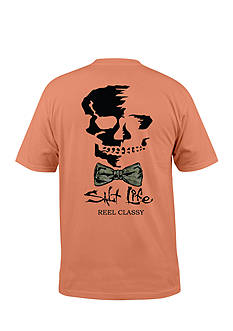 Salt Life Short Sleeve Reel Classy Graphic Pocket Tee