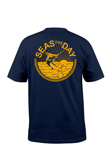 Salt Life Seas the Fish Graphic Tee