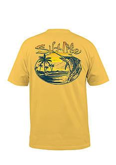 Salt Life Sail Away Short Sleeve Graphic Tee