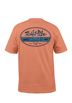 Salt Life Short Sleeve Tahitian Seal Graphic Tee