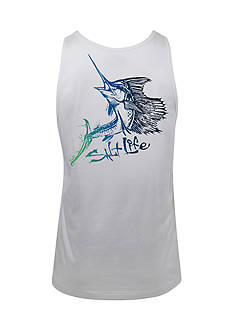 Salt Life Jumping Sail Graphic Tank