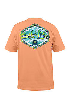 Salt Life Short Sleeve Mahi Peak Graphic Tee