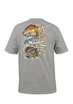 Salt Life Tidal Trophies Short Sleeve Graphic Pocket Tee