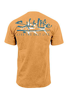 Salt Life Saltwash Tuna Co Short Sleeve Graphic Tee