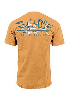 Salt Life Saltwash Tuna Co Short Sleeve Graphic Tee