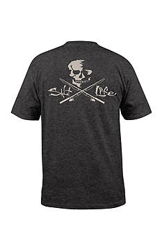 Salt Life Short Sleeve Skull & Poles Shirt