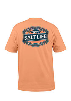 Salt Life Short Sleeve In The Case Lane Graphic Tee