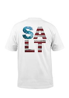 Salt Life 4 American Salt T Shirt