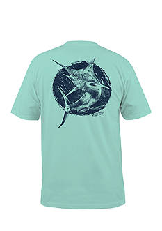 Salt Life Short Sleeve Marlin Sun Graphic Tee