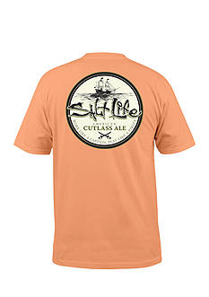 Salt Life Cutlass Ale Short Sleeve Graphic Tee
