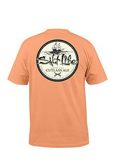 Salt Life Cutlass Ale Short Sleeve Graphic Tee