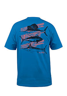 Salt Life Short Sleeve Aztec Fish Graphic Tee