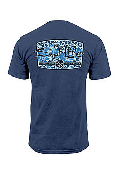 Salt Life Saltwash Trade Winds Short Sleeve Graphic Tee