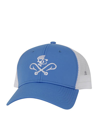 Salt Life Skull and Hooks Mesh Hat