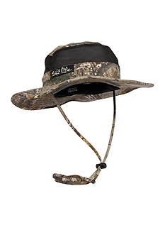 Salt Life Camo Vented Bush Hat