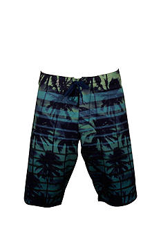 Salt Life Sunset Palms Swim Boardshorts