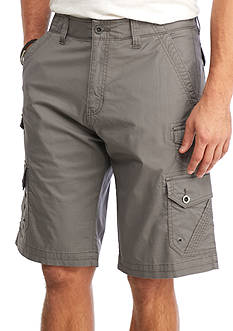 Plugg™ Trench Stretch Cargo Shorts