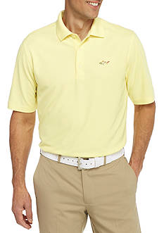 Greg Norman Collection Short Sleeve Pro Tek Micro Polo Shirt