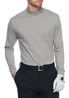 Greg Norman Collection Mock Neck Long Sleeve Shirt