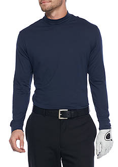 Greg Norman® Collection Mock Neck Long Sleeve Shirt